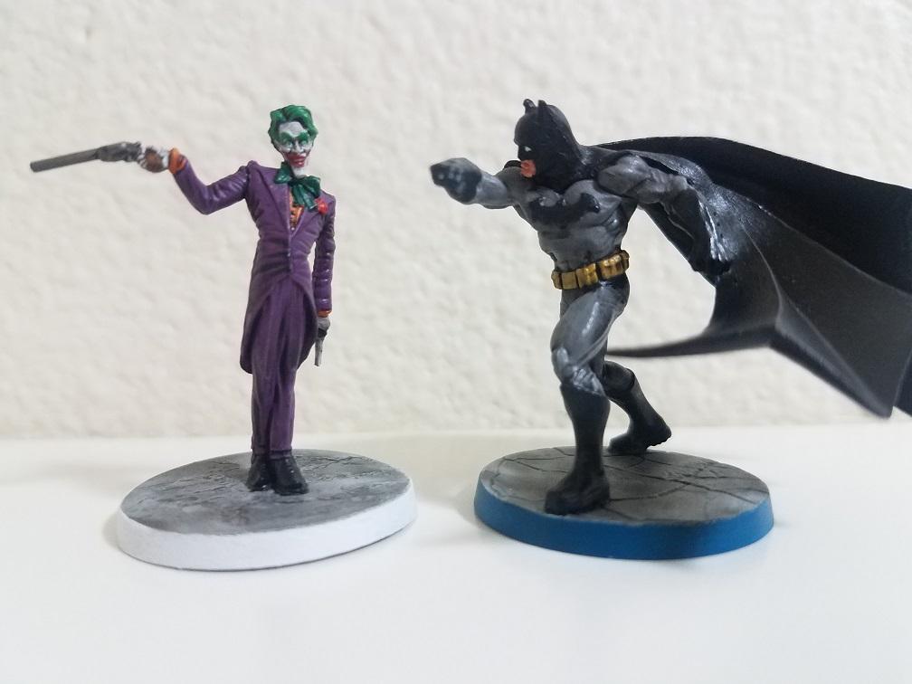 The Joker & Batman
