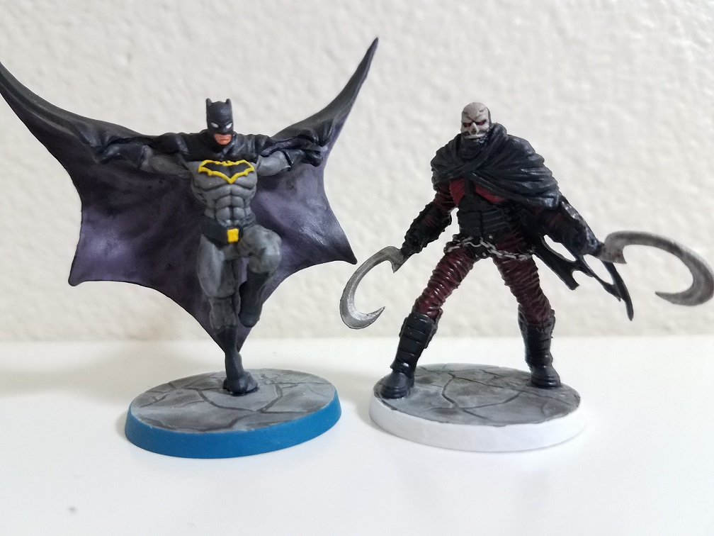 Batman & the Reaper