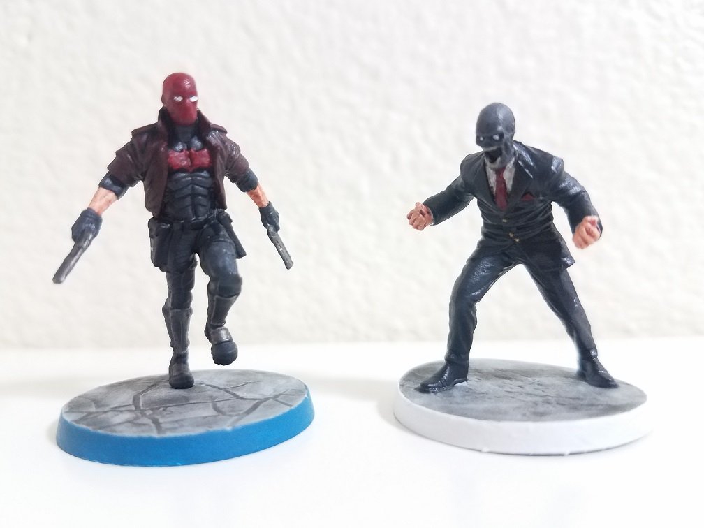 Red Hood & Black Mask