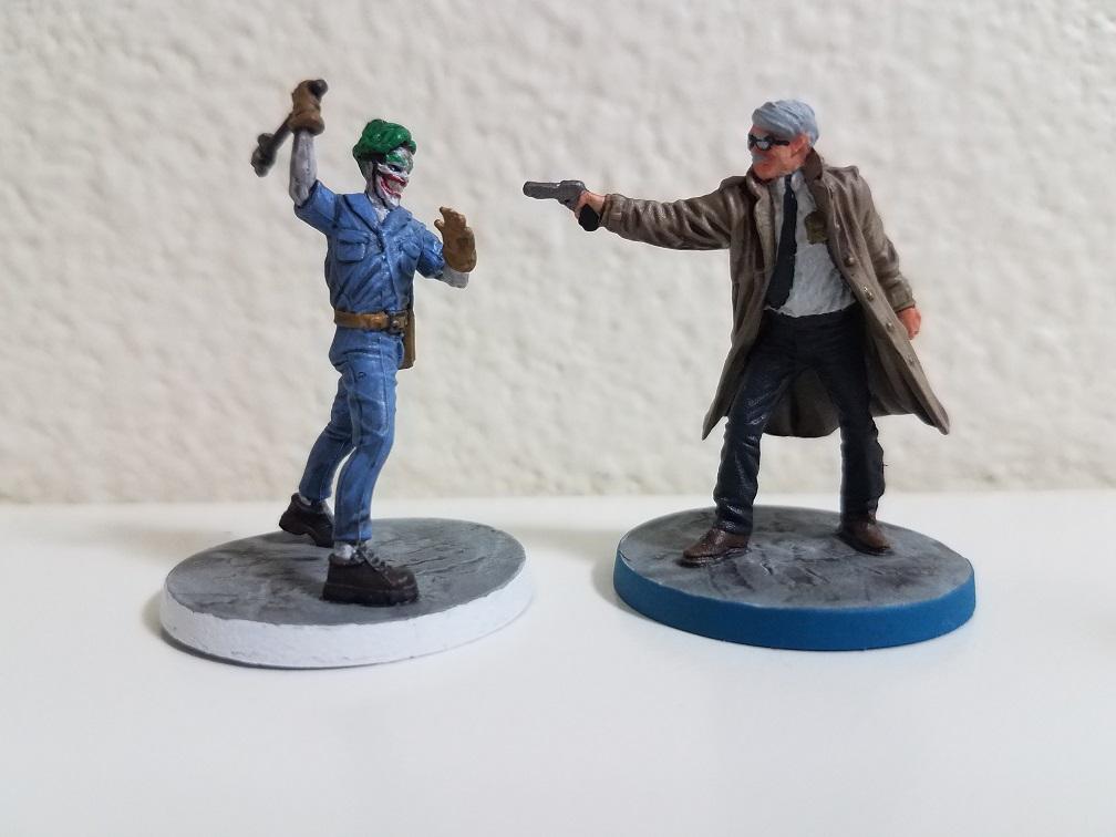 Joker & James Gordon